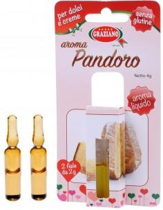 AROMA  PANDORO 2 PEZZI...
