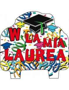 "Candela ""W La Mia Laurea"""