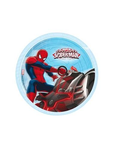 Tutto per le tue feste cialda per torte in zucchero for Decorazione torte spiderman