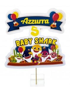 CAKE TOPPER BABY SHARK...