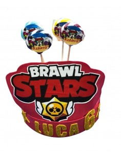 20 LECCA LECCA BRAWL STARS...