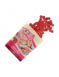 FUNCAKES CANDY MELTS  ROSSO...