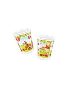 10 Bicchieri Winnie The Pooh
