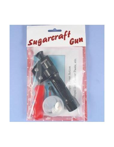 SUGARCRAFT GUN SIRINGA PER FONDENTE ,PASTA DI GOMMA