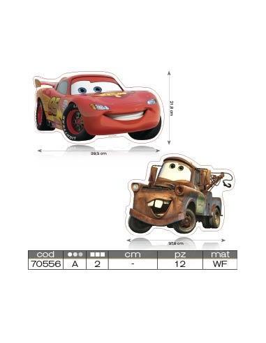 Sagoma Per Torte CARS 2