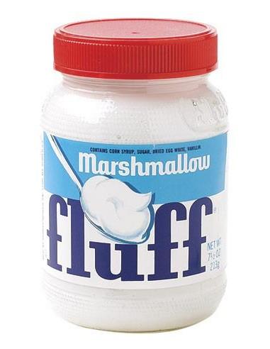 Marshmallow  Fluff alla vaniglia per cupcakes