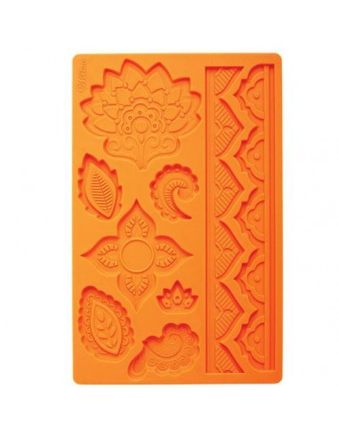 Stampo in Silicone Wilton GLOBAL Fondant and Gum Paste Mold