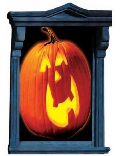 Decorazione Finestra Halloween 85 X 165 CM