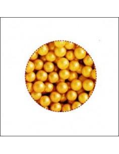 Perle di Zucchero Dorate