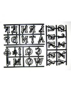 Patchwork Cutter Large Alphabet & Key