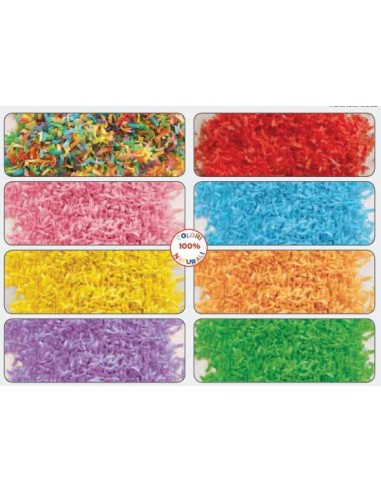 "SCAGLIA DI WAFER "" MULTICOLOR""  50GR"