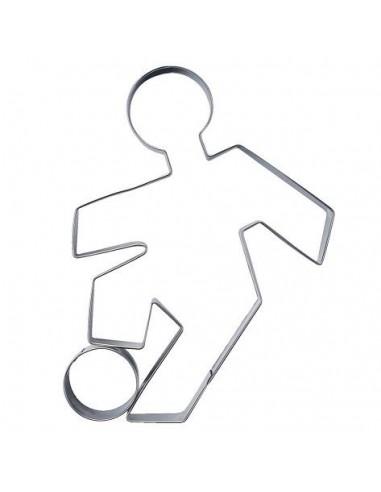 Tagliapasta Calciatore Calcio