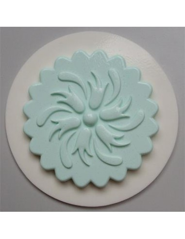 Mini Stampo in Silicone Cupcakes Topper 4