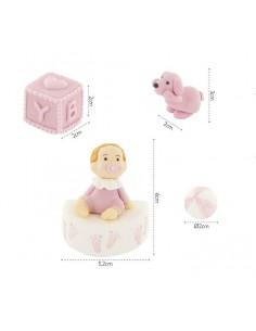 Baby Set Zu Giochi Bimba 4 Pezzi
