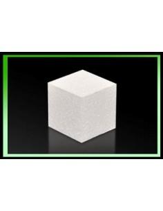 Base in poistirolo forma cubo 15*15*15