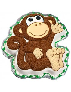 Stampo Scimmietta Wilton Nuovo Prodotto!!!!