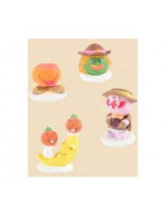 4 Soggetti Halloween  3D in Zucchero e Gelatina