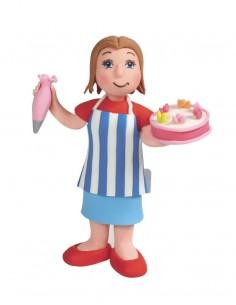 DECORAZIONE PER TORTA PASTICCIERA CAKE TOPPER