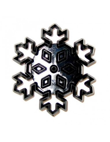 Patchwork Cutter Large Snowflake Natale