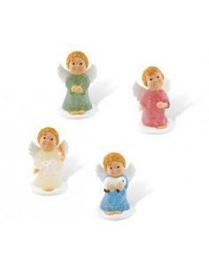 ANGELI IN ZUCCHERO E GELATINA NATALE