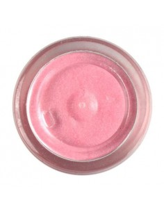 Glitter Sparkle Rainbow Dust Iced Pink