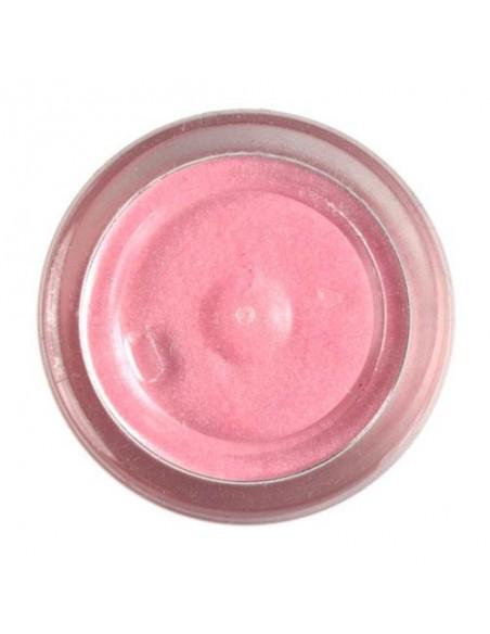 Glitter Sparkle Rainbow Dust Iced Pink