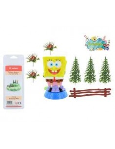 KIT PER TORTE SPONGEBOB