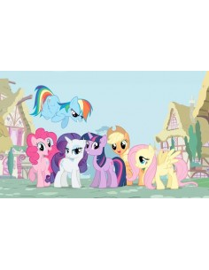 CIALDA PER TORTE MY LITTLE PONY