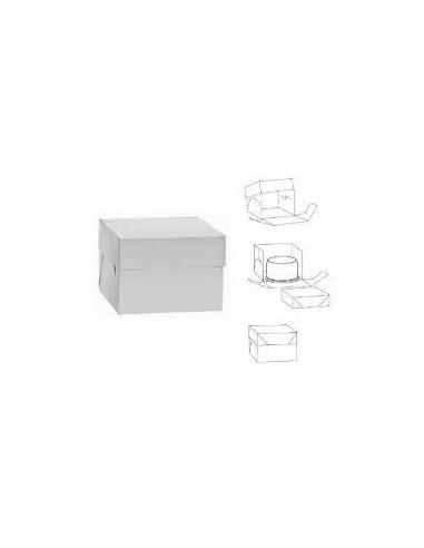 BOX PER DOLCI 40,5 X 40,5 X 25H