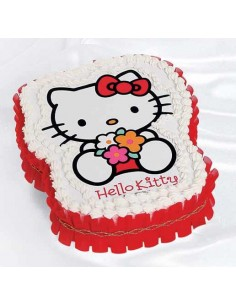 Sagoma per Torte Hello Kitty