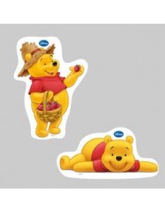 Sagoma per Torte Winnie The pooh