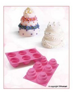 STAMPO IN SILICONE MINI WONDER CAKE