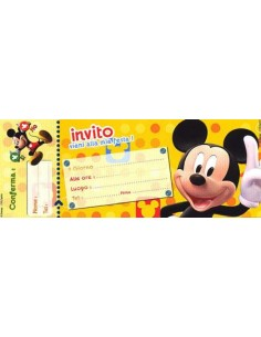 INVITI WALL DISNEY PZ 20