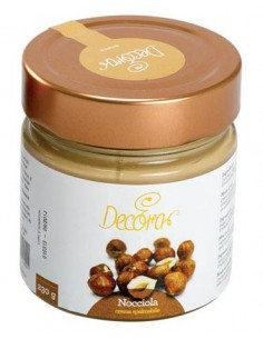 Crema Spalmabile al Cioccolato Bianco  Decora