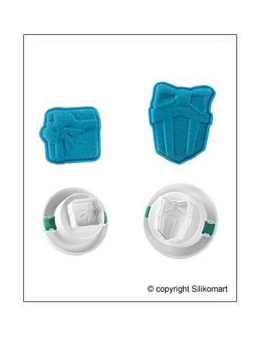 Stampo Espulsione Wonder Cutter Gift Box Silikomart