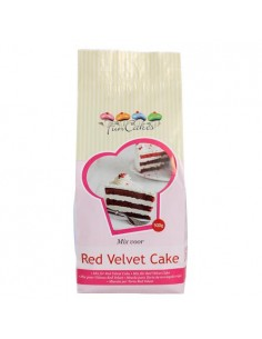 Mix Red Velvet Funcakes 1000GR