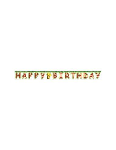 FESTONE HAPPY BIRTHDAY GIUNGLA