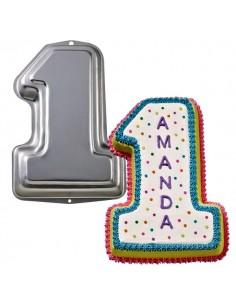 Teglia per Torta Primo Compleanno