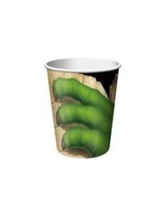8 Bicchieri Dinosauri