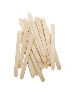 Städter - 100 bastoncini in legno, ad es. per Lolly Cake, dimens