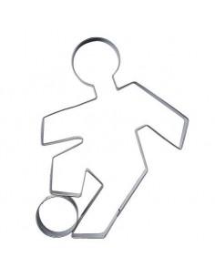 Tagliapasta Calciatore Calcio Cm 9