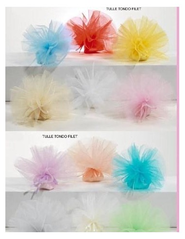 "TULLE""BIANCO"""