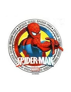 12 Cialdine Spiderman da 6,5 cm