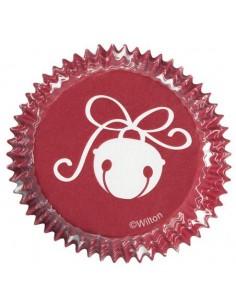 75 PIROTTINI PER CUPCAKES Sweet & TreatsT WILTON NATALE