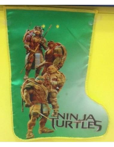 Tutto per le tue feste calza befana tartarughe ninja for Tutto per le tartarughe