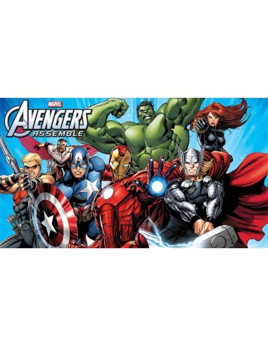 Tutto Per Le Tue Feste Cialda Per Torte Avengers