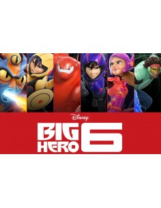 Cialda Big Hero Disney