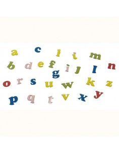 Alphabet tappits Lower Case Art Deco FMM tagliapasta minuscolo