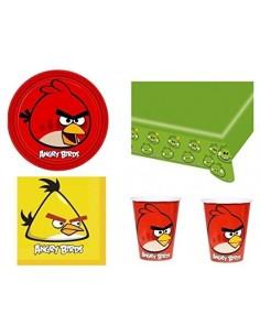 16 Tovaglioli Cm 33x33  Angry Birds