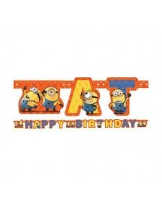 Festone Happy birthday  dei  Paw Patrol